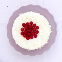 Kuchen Rezept Himbeeren Käsekuchen
