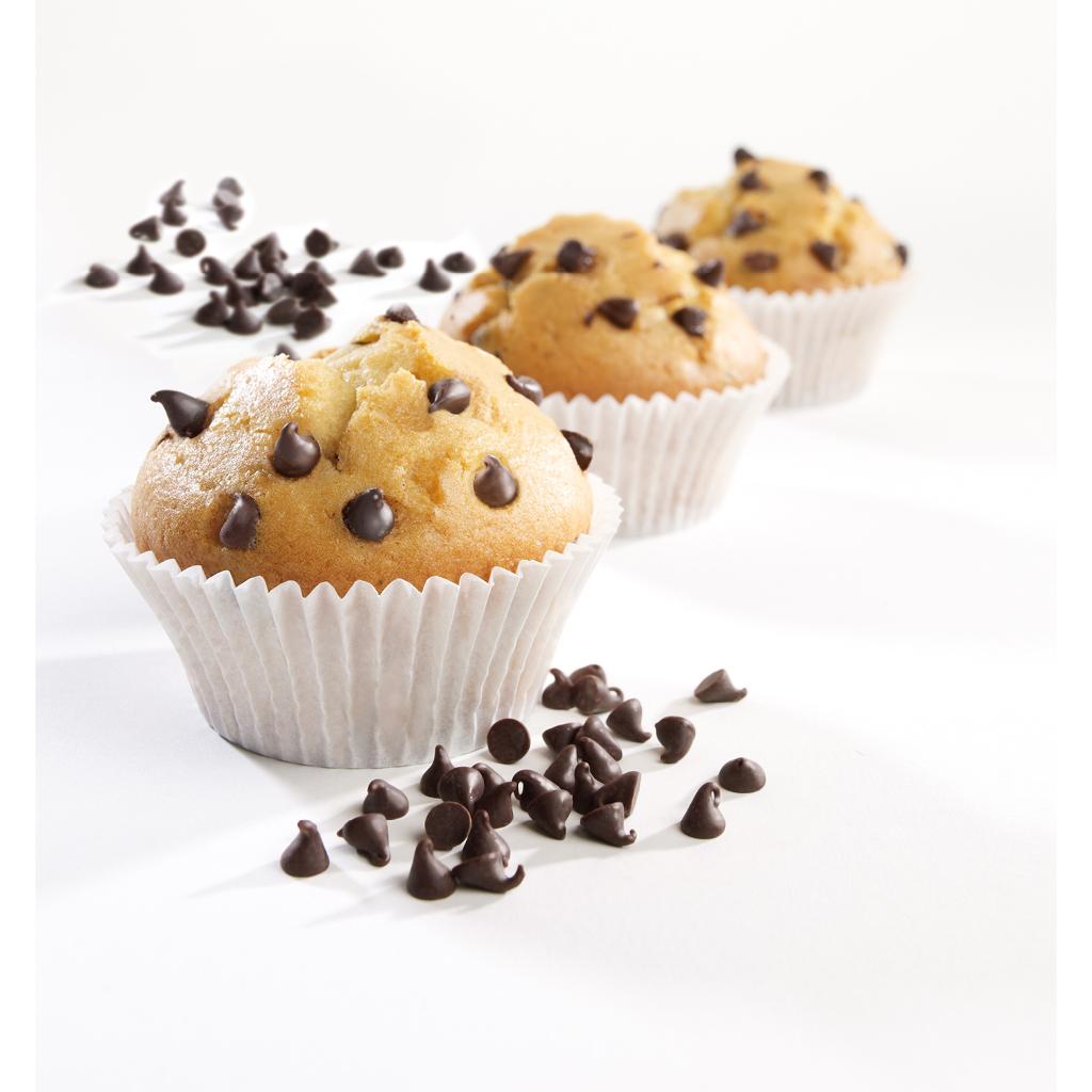 backmischung f r muffins mit schokodrops. Black Bedroom Furniture Sets. Home Design Ideas