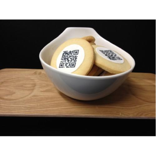 QKies Kekse mit QR Code2