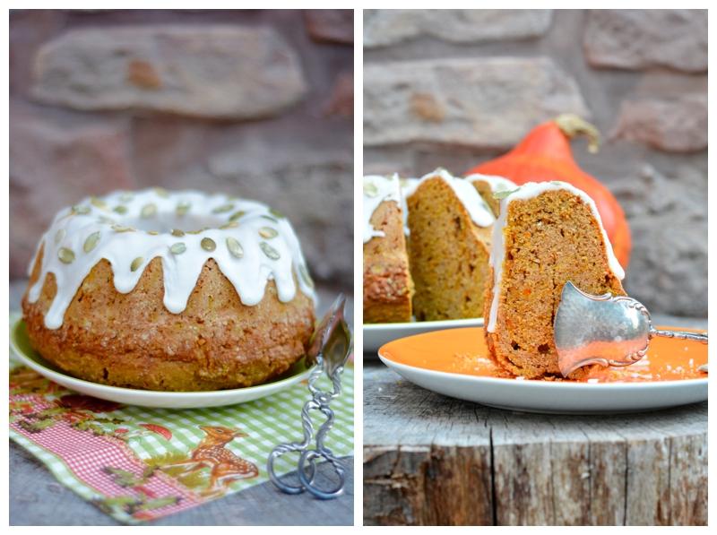 Kürbis Gugelhupf Pumpkin Cake
