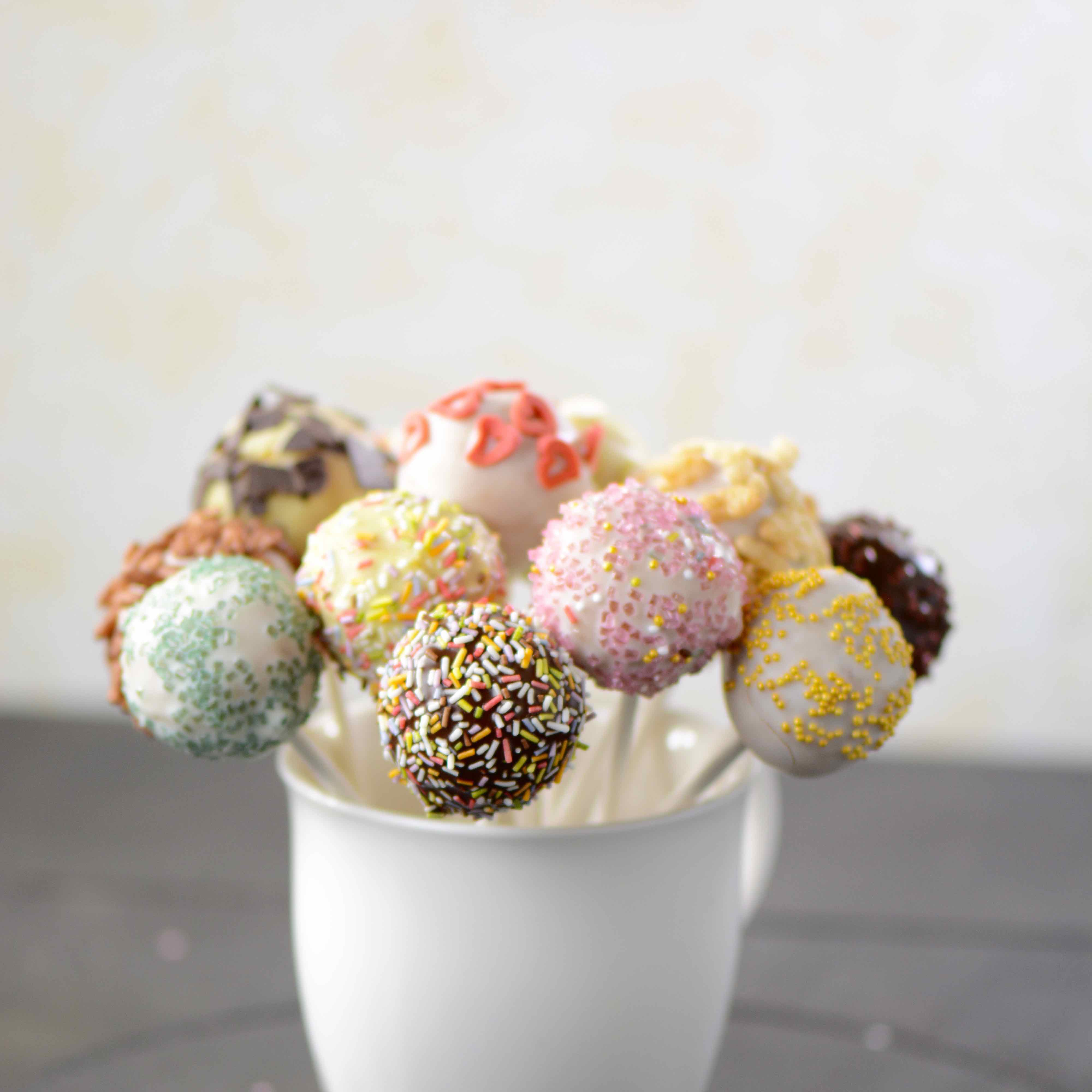 Cakepops for Beginners