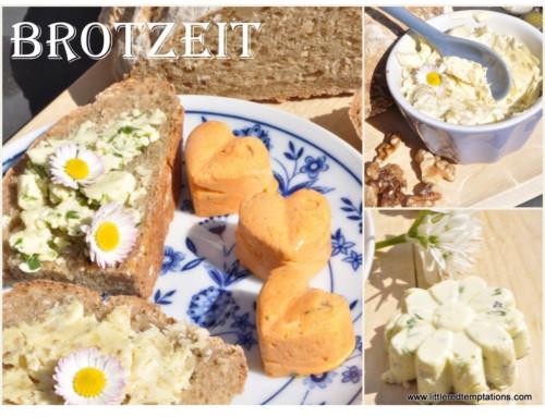 Kekskrümel und Kuchenduft: Brotzeit