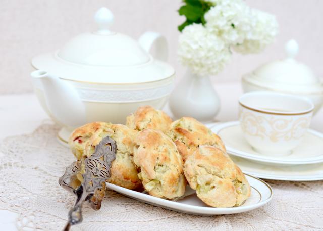 Cream Tea England British Food