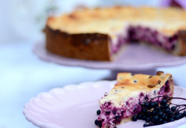 Elder Cheesecake