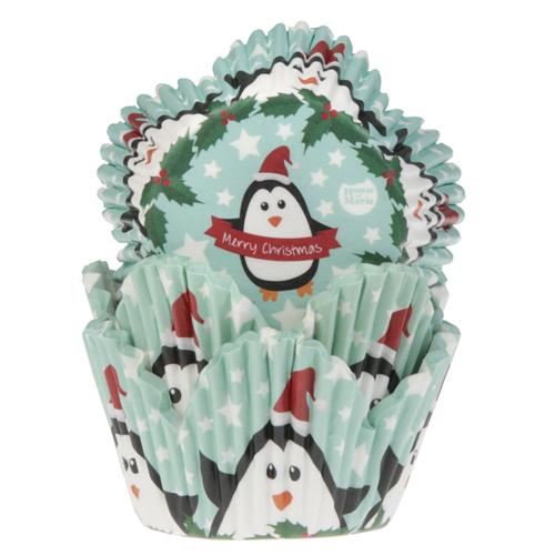 Pinguin Muffin Cupcake Förmchen