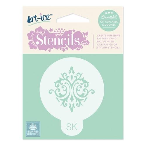SK Art-ice Schablone Rund