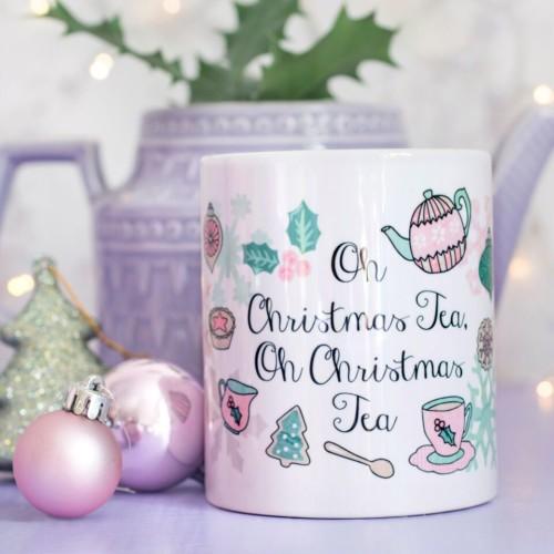 Tassen Oh Christmas...1