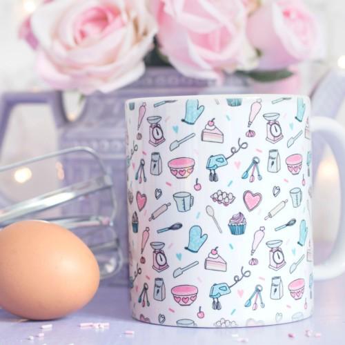Bake_Pattern_Mug 1