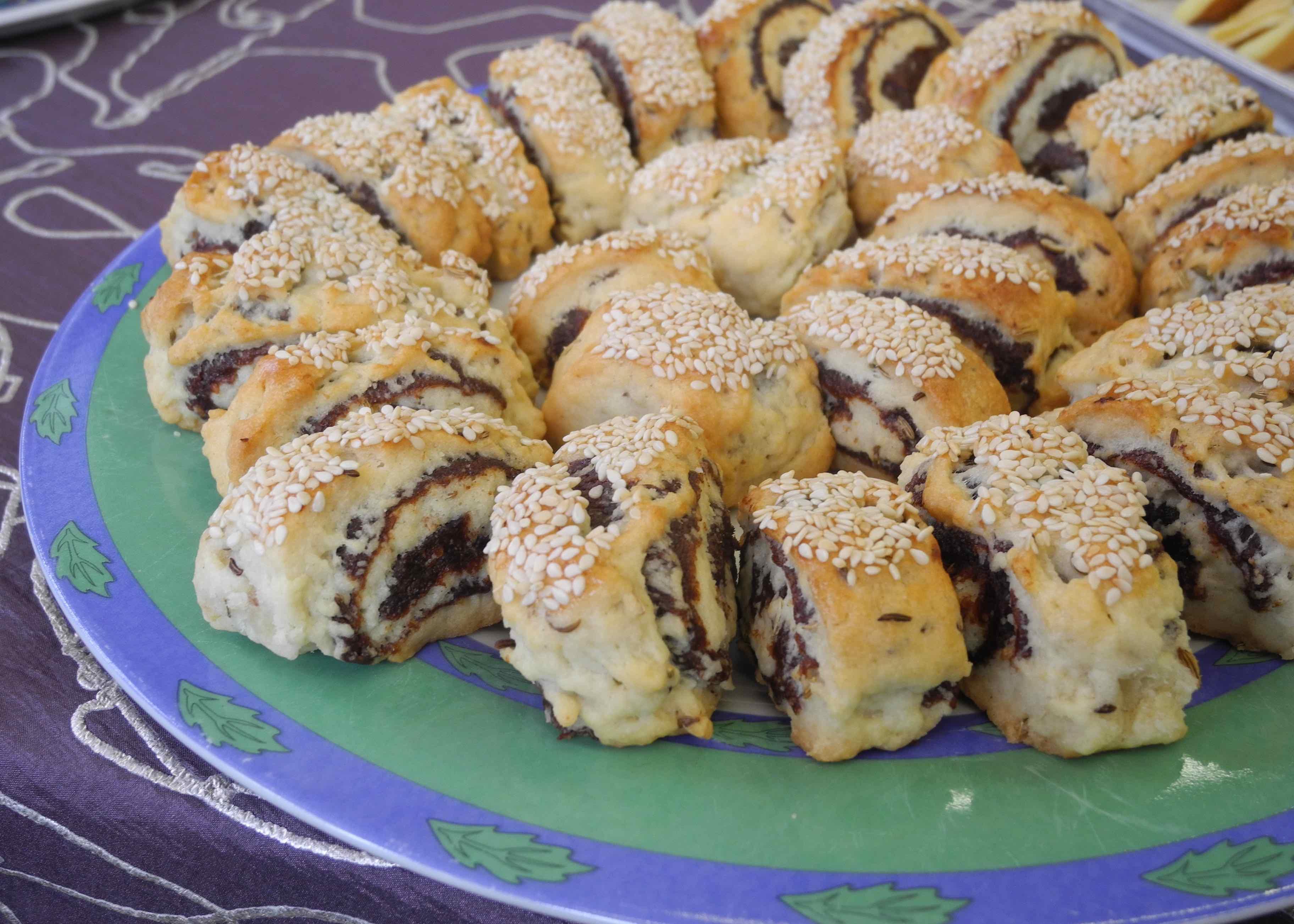 Kekskrümel und Kuchenduft: Ein Ausflug in die arabische Welt ...