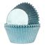 Kinder Baby hellblau Cupcake Baby Shower Taufe