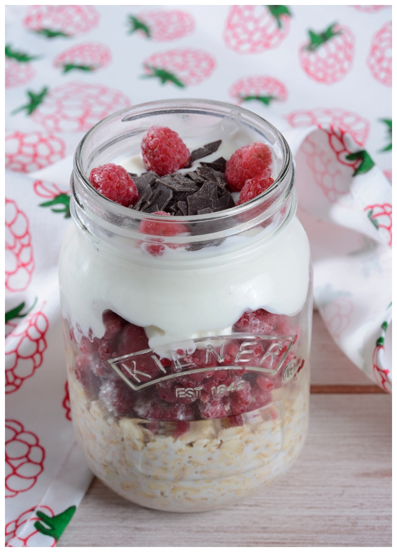 overnight oats gesund lecker selbstgemacht und to go. Black Bedroom Furniture Sets. Home Design Ideas