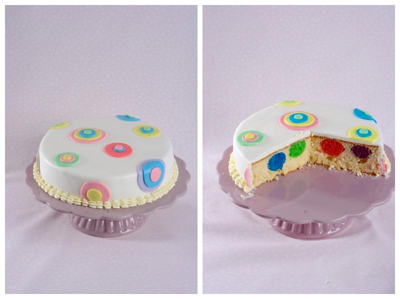 Bällchen Kuchen