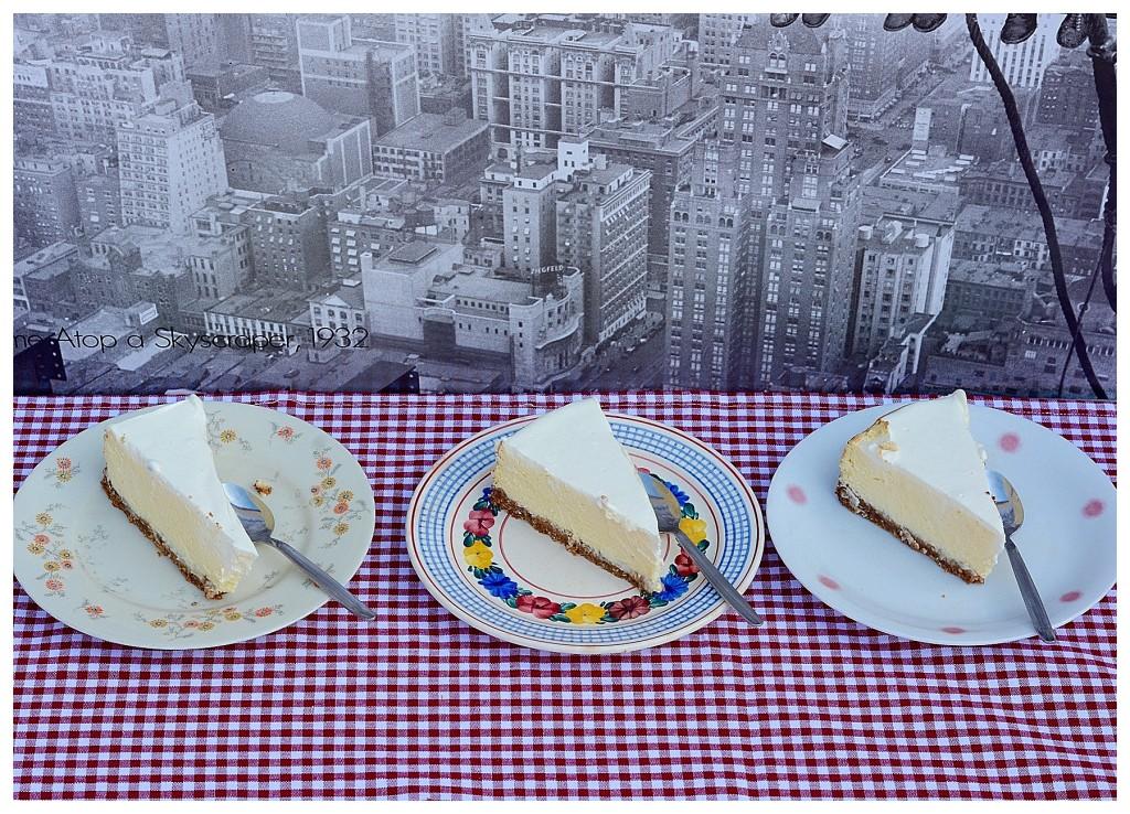 Cheesecake NY Style Käsekuchen