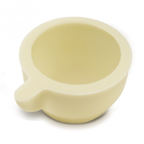Cappuccino Tasse weiße Schokolade