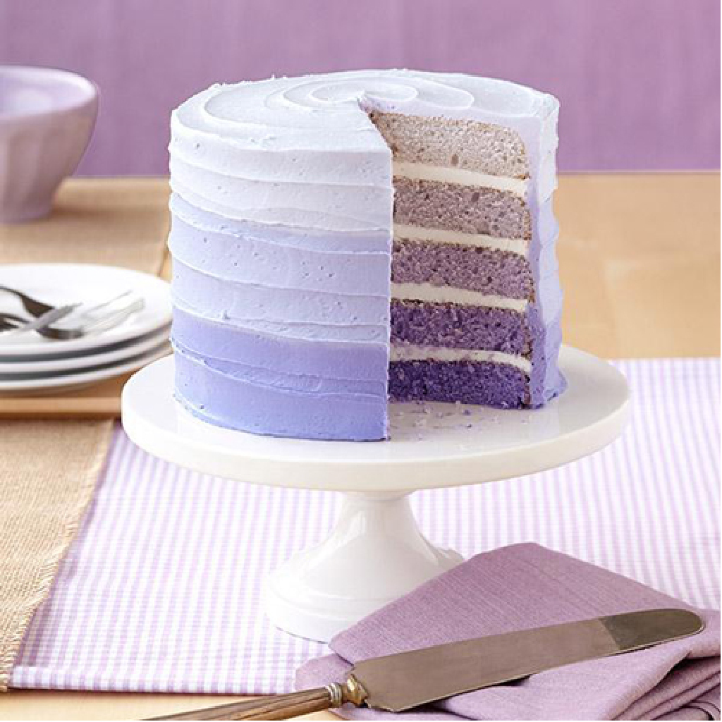 How To Make A Checkerboard Cake With Three Colors