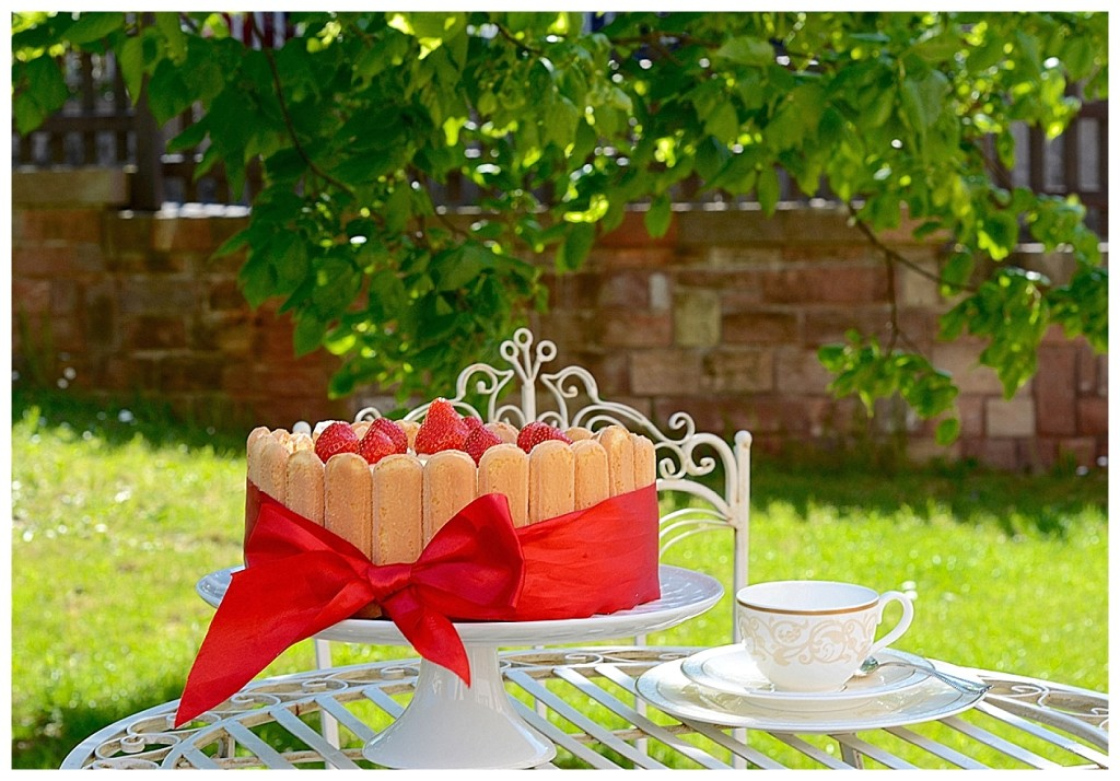 Malakoff Torte Ananas