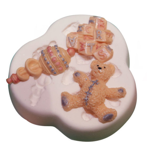 Kinderspielzeug nursery Squires Kitchen Mould