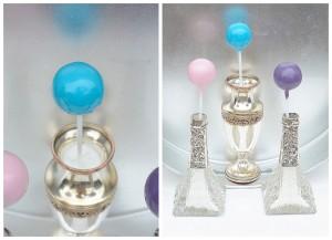 Spiegelglasur Cakepops