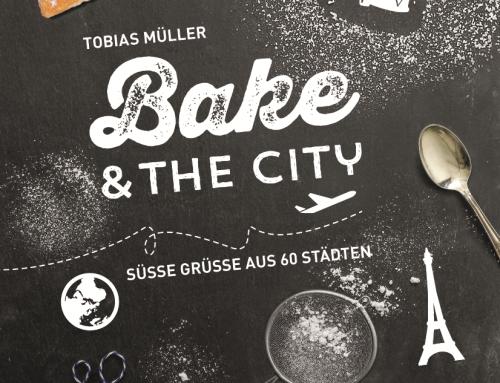 Buchvorstellung mit Verlosung: Bake & the City