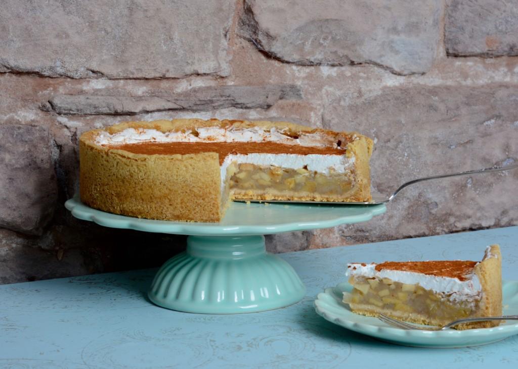 veganer Kuchen Rezept Apfelkuchen Veganer