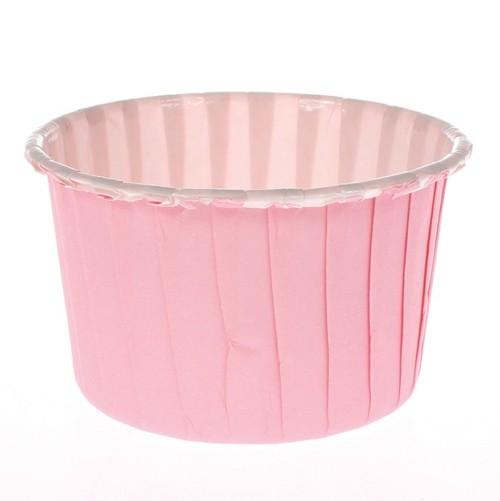 Muffin Cupcake Backförmchen rosa