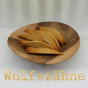 Wolfszähne Plätzchen Wolfszahn