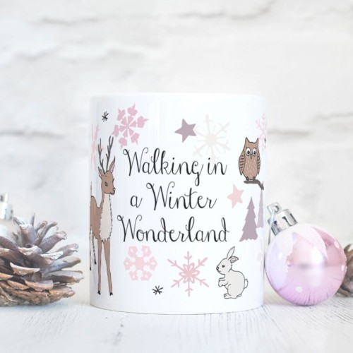 Winter Wonderland Tasse