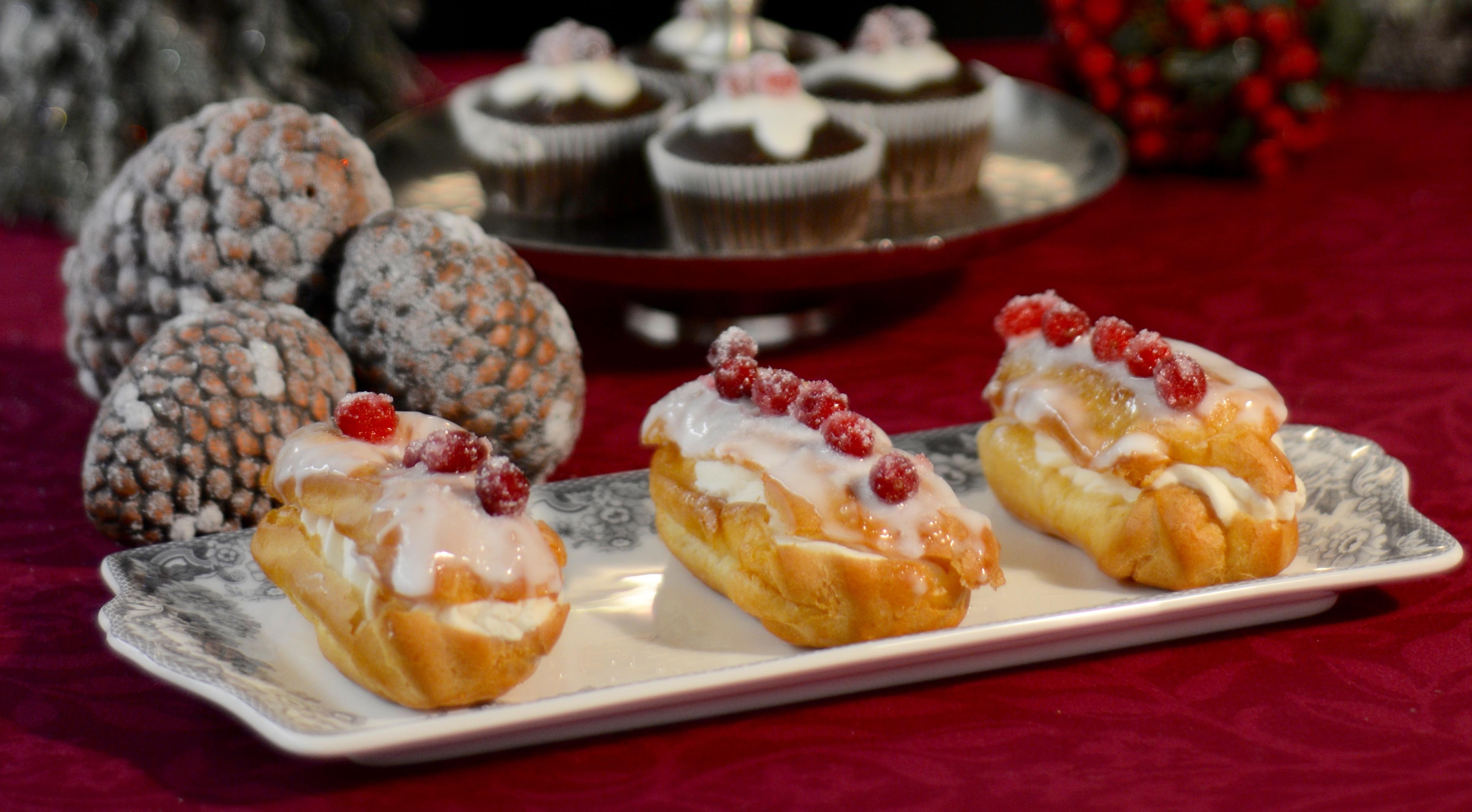 Weihnachten backen Kuchen