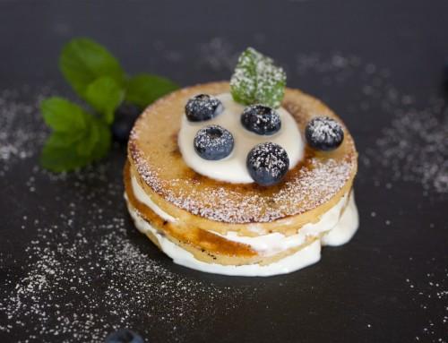 Noch mal so richtig den Bauch vorschlagen: Pancake day