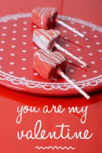 Valentinstag Cakepops Herz