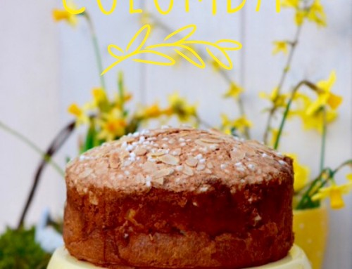 Eine italienische Spezialität zu Ostern: Colomba pasquale