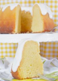 Zitronenkuchen Kuchenklassiker