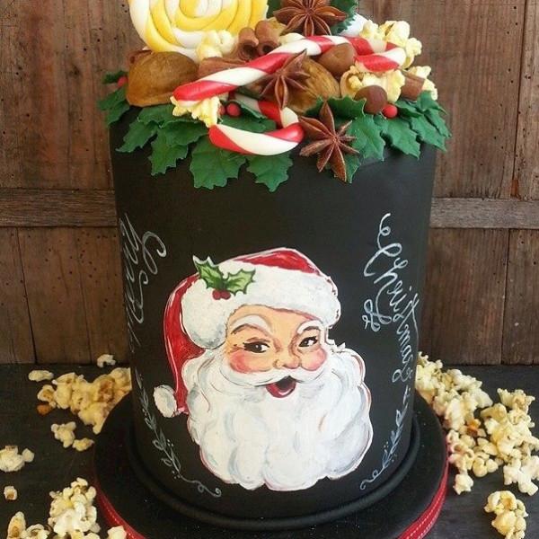 Santa Claus Heike Darmstädter