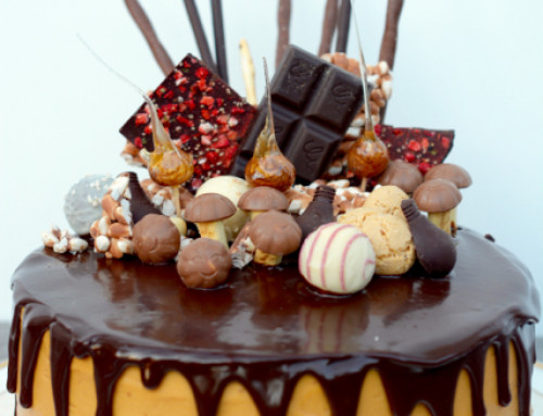 I' m in love with: Drip Cakes