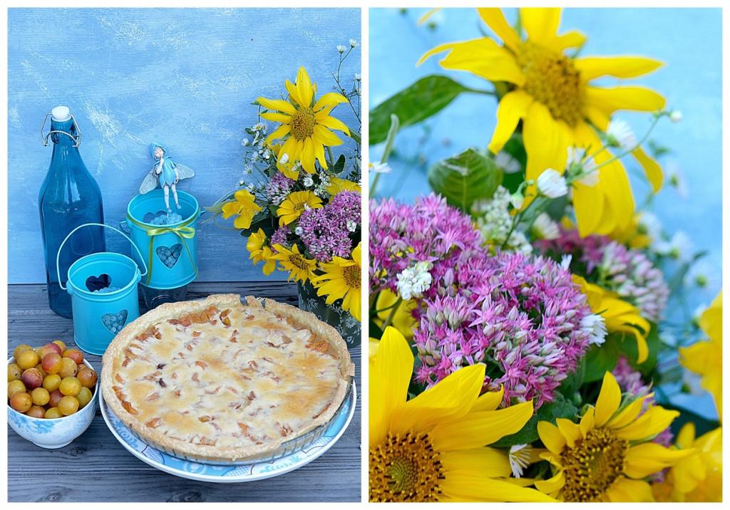 Mirabellen Tarte Kuchen