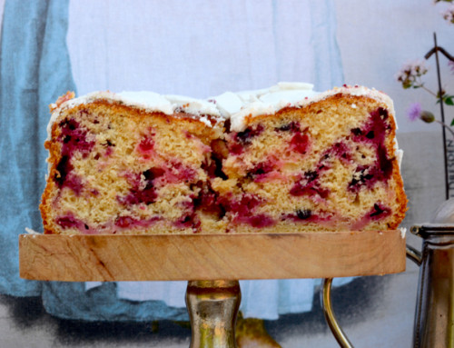 Black Currant Kuchen