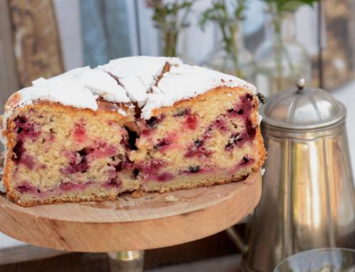 Black Currant Kuchen – ein Kuchen schafft es durch die Jahrhunderte