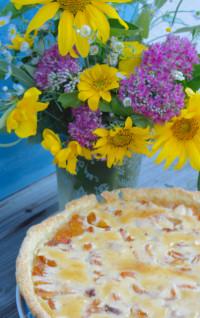 Mirabellen Tarte Kuchen Lothringen