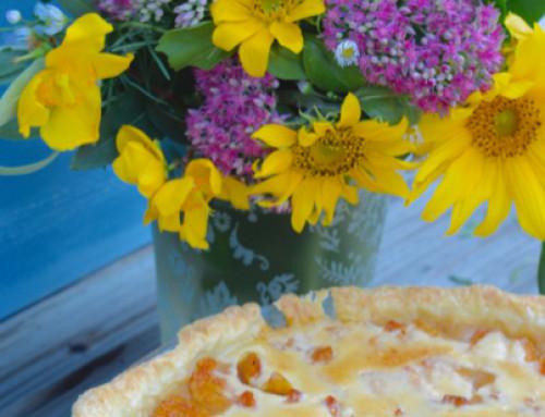 Herrlich fruchtig: Tarte aux Mirabelles