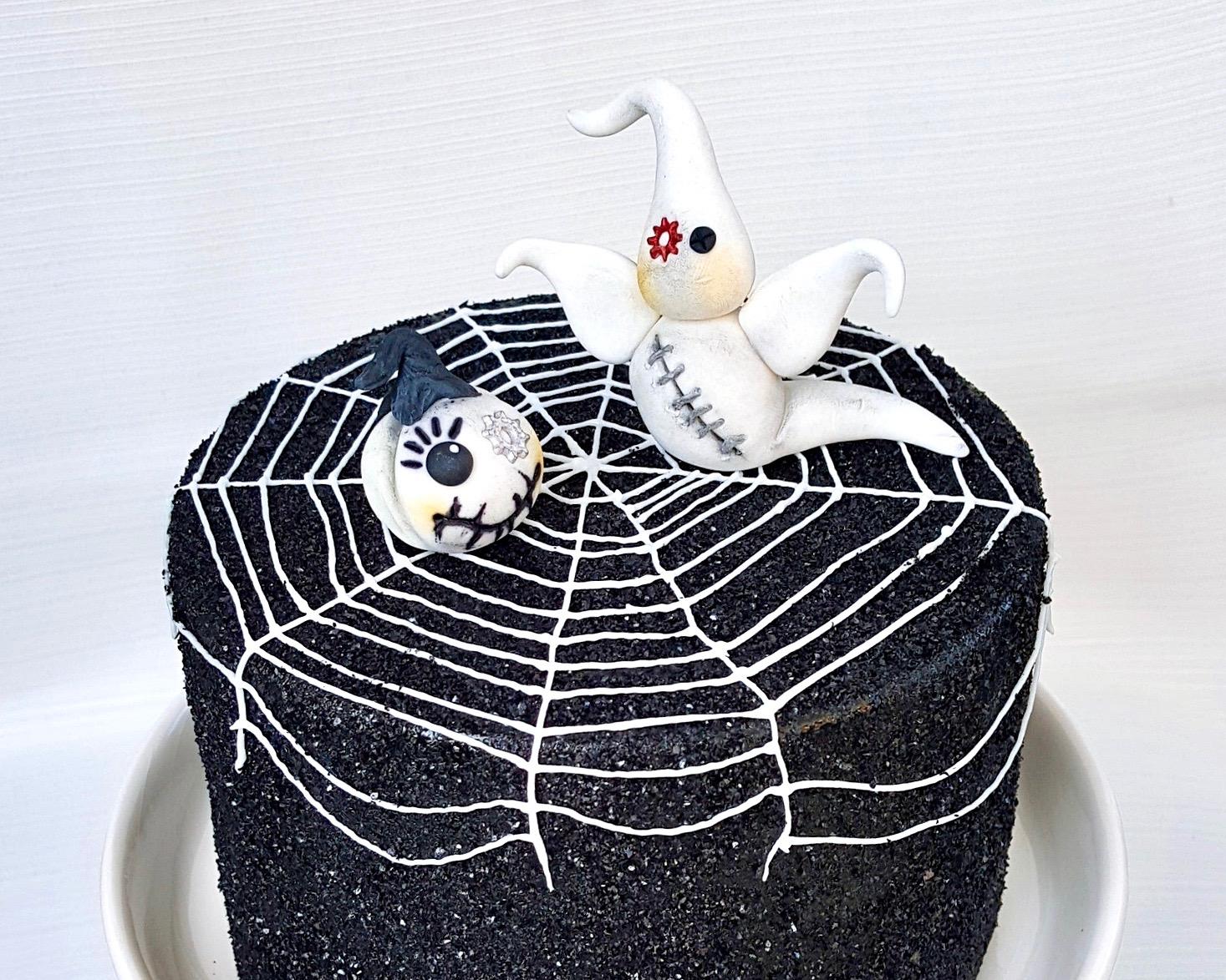 DIY Spinnennetz