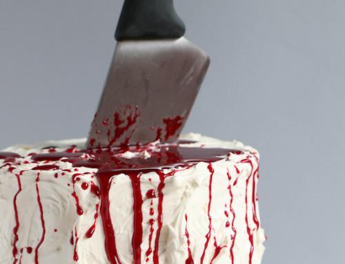 Halloween:  von essbarem Blut bis Zombie-Augen