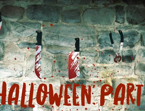10 tolle Ideen für euer Grusel-Buffet zu Halloween