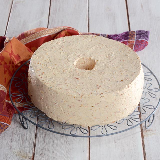 herzhaft parmesan chiffon cake tomaten frischkäse