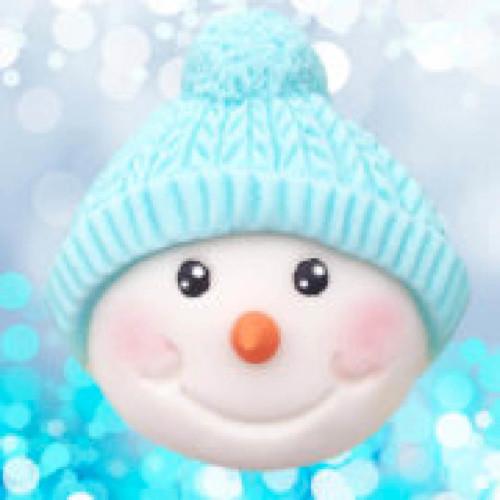 Schneemann Mütze