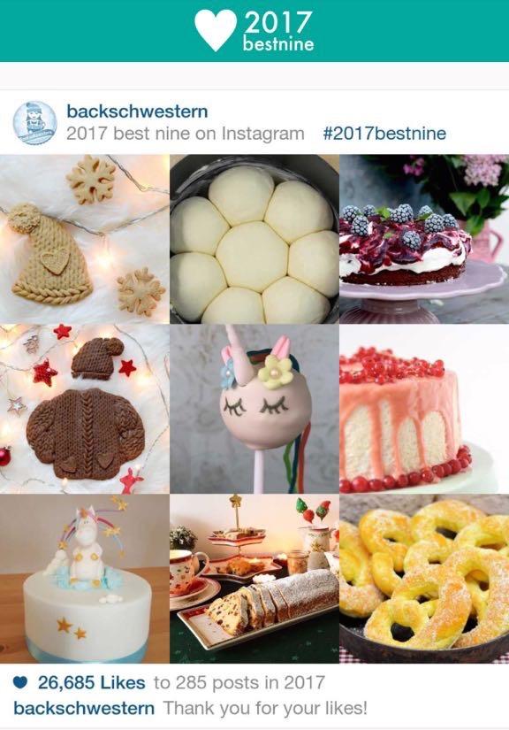 Instagram Jahresrückblick