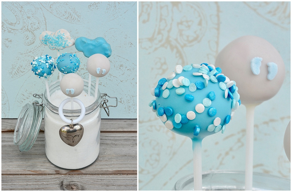 hellblau boy Taufe Babyshower Babyparty