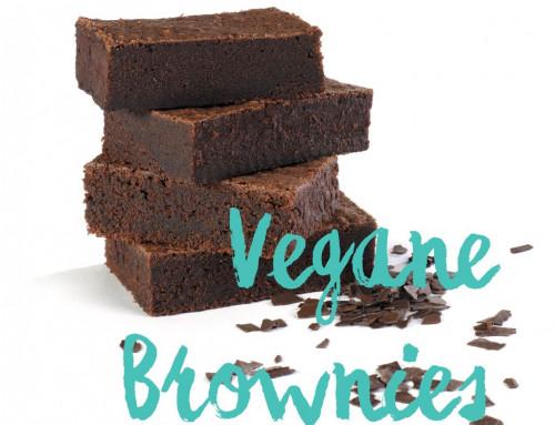 Vegane Brownies? Gar nicht mal so kompliziert!