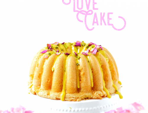 Ein Name wie ein Versprechen: Persian Love Cake