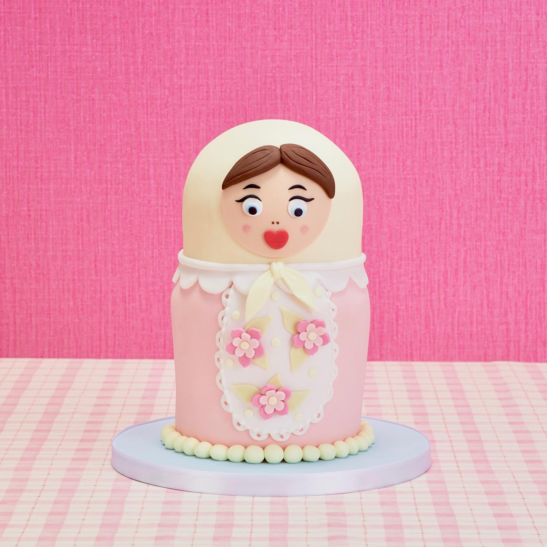 Cake Smoothie™ 3-D-Torten
