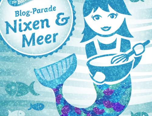 Blogparade mit Gewinnspiel: Nixen und Meer